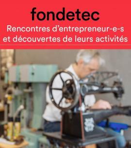 Interview lors des rencontres entreprise de la Fondetec